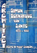 Architect simon bernardus van sante 1876-1936 - rooms in 'rood' zaandam
