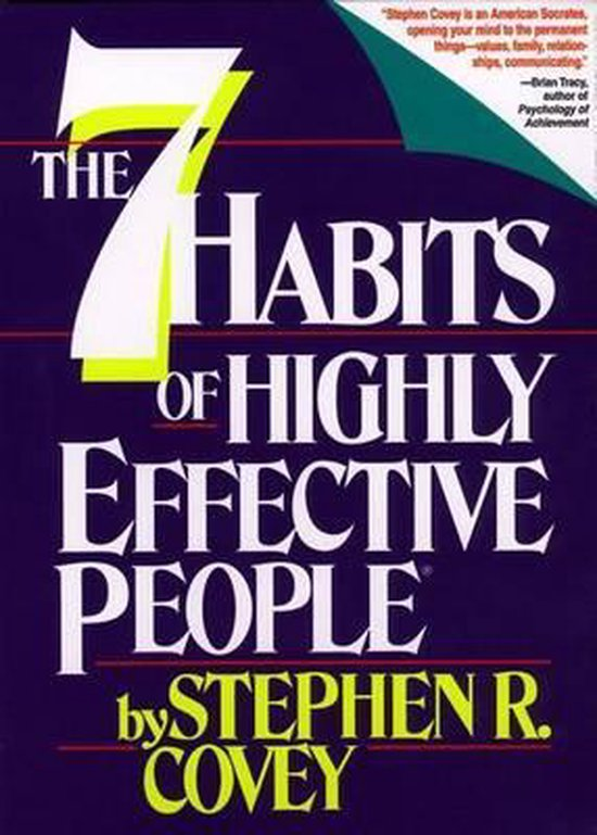 7 Habits of Highly Effective P