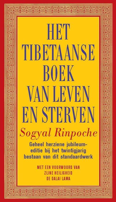 Het Tibetaanse boek van leven en sterven - Sogyal Rinpoche pdf epub