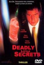 Deadly Little Secrets DVD Thriller Film met: Craig Sheffer & Dina Meyer Taal: Engels Ondertiteling NL Nieuw!