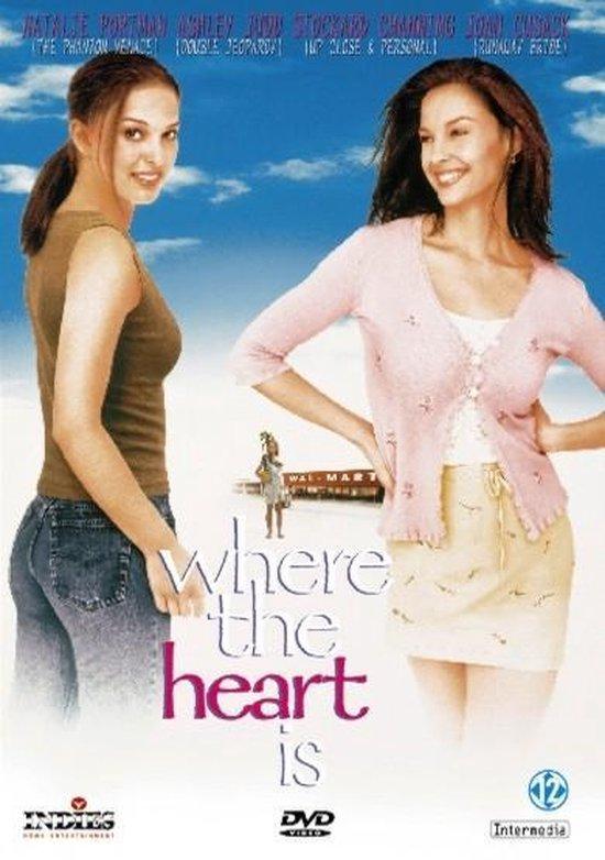 Cover van de film 'Where The Heart Is'