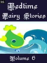 Omslag Bedtime Fairy Stories Volume 6