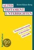 Altes Testament Unterrichten
