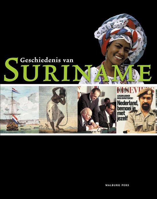 Geschiedenis van Suriname - Leo Dalhuisen | Fthsonline.com