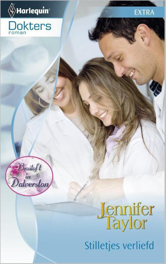 Stilletjes verliefd - Doktersroman 37B - Jennifer Taylor pdf epub