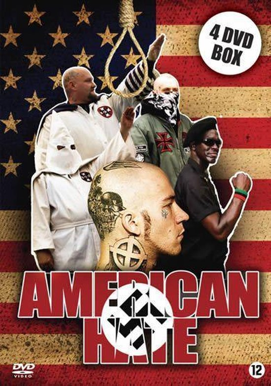 Cover van de film 'American Hate Box'