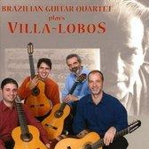 Brazilian Guitar Quartet: Villa-Lobos