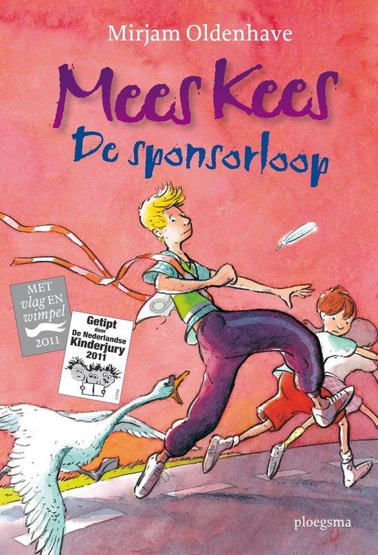 Mees Kees - De sponsorloop - Mirjam Oldenhave pdf epub