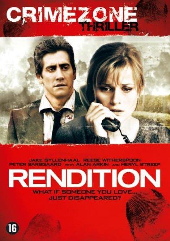 Cover van de film 'Rendition'
