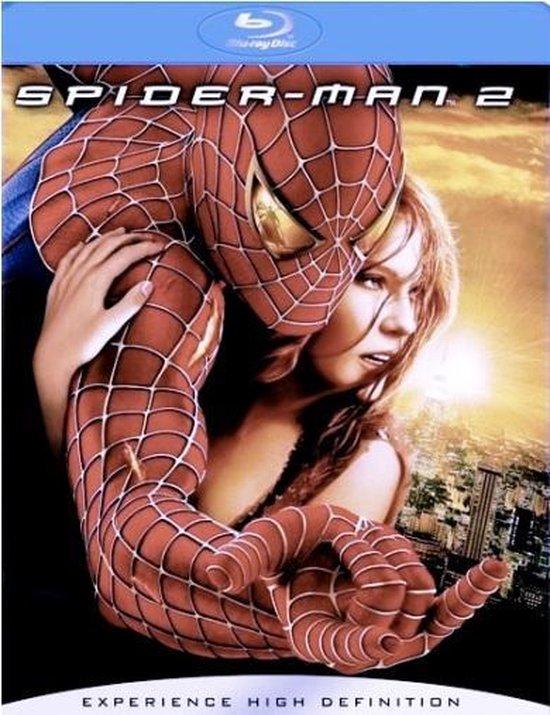 Cover van de film 'Spider-Man 2'