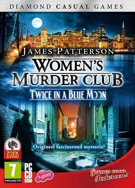 Women's Murder Club, Twice in a Blue Moon – Windows