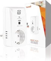 Home8 H8-SP1 Smart Home Plug-In Stopcontact - Schuko / Type F (CEE 7/7