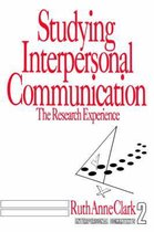 Studying Interpersonal Communication