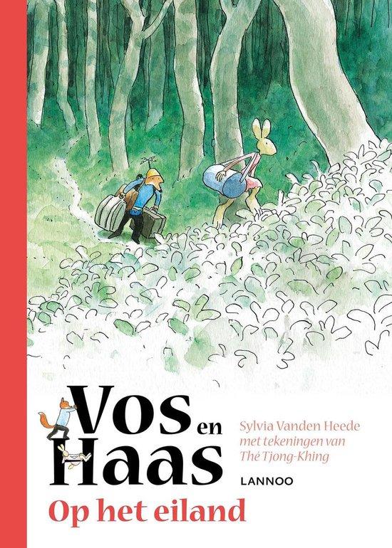 Vos en Haas - Vos en Haas op het eiland - Sylvia Vanden Heede | Readingchampions.org.uk