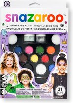 Snazaroo Palet Party Set