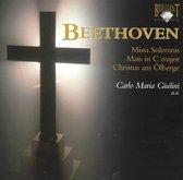 Beethoven: Missa Solemnis; Mass in C major; Christus am Olberge