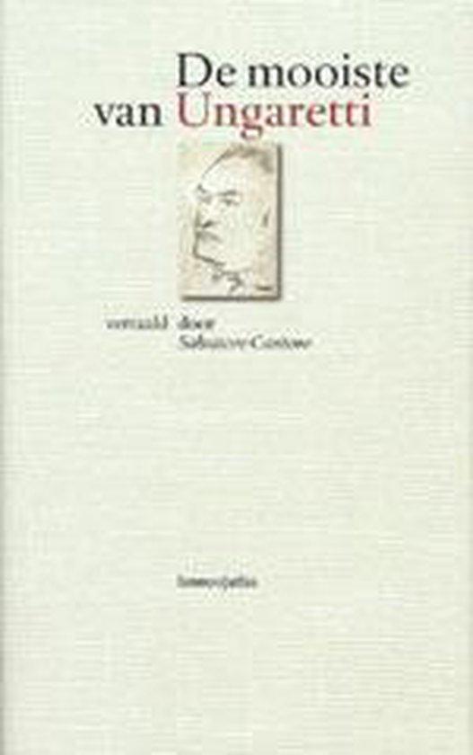 De mooiste van Ungaretti - Giuseppe Ungaretti pdf epub