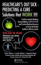 HEALTHCARE's OUT SICK - PREDICTING A CURE - Solutions that WORK !!!!