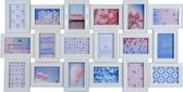 Fotolijst - Henzo - Trendy Gallery - Frame 102x53 - Wit