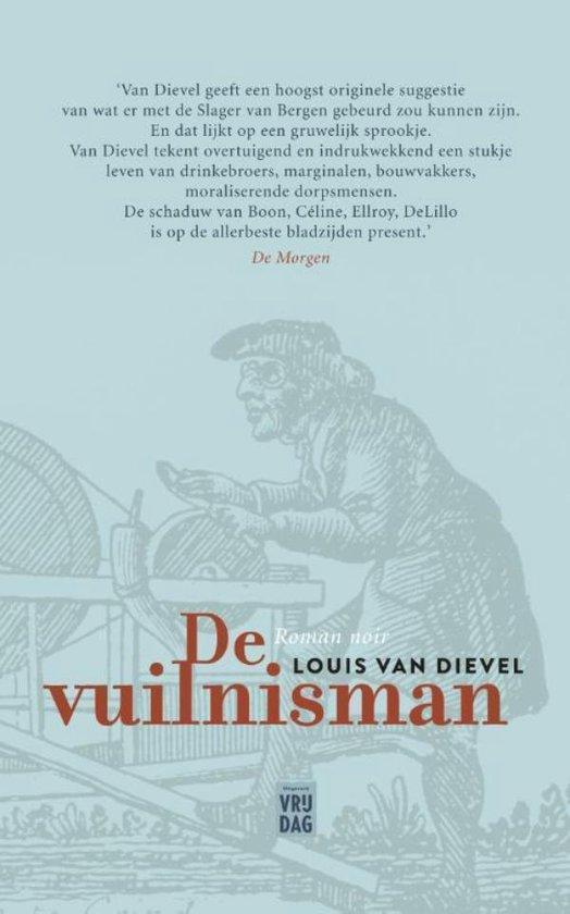 De vuilnisman - Louis van Dievel pdf epub