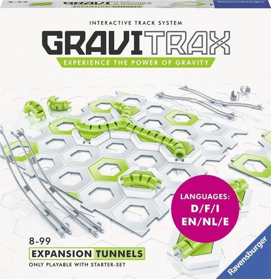 Afbeelding van GraviTrax® Tunnels Uitbreiding - Knikkerbaan speelgoed