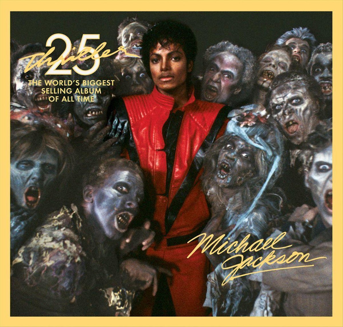 Thriller (25th Anniversary Deluxe Edition) - Michael Jackson