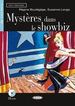 Lire et s'entraîner A2: Mysteres dans le showbiz Livre + cd audio