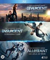 The Divergent Series: Divergent/Insurgent/Allegiant (Blu-ray)