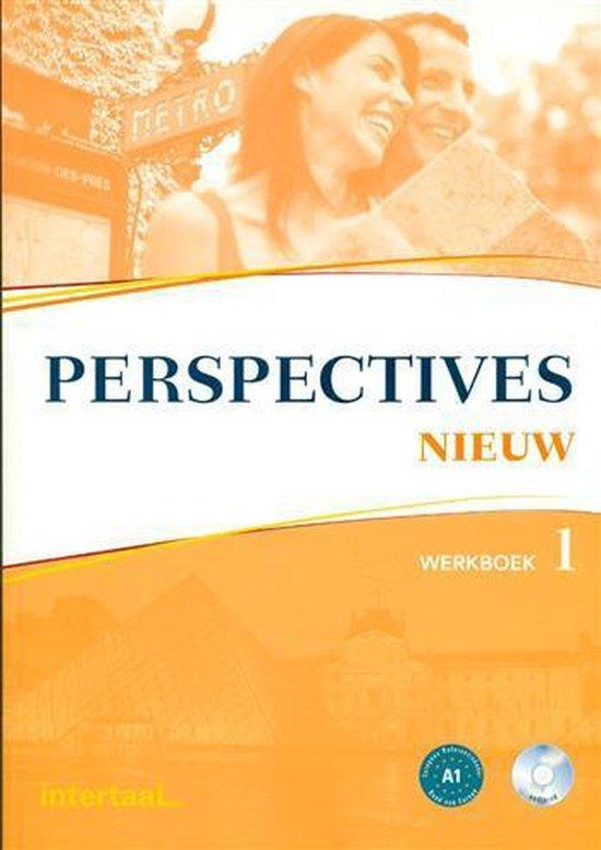 Perspectives - nieuw 1 werkboek + online MP3's - Anette Runge  