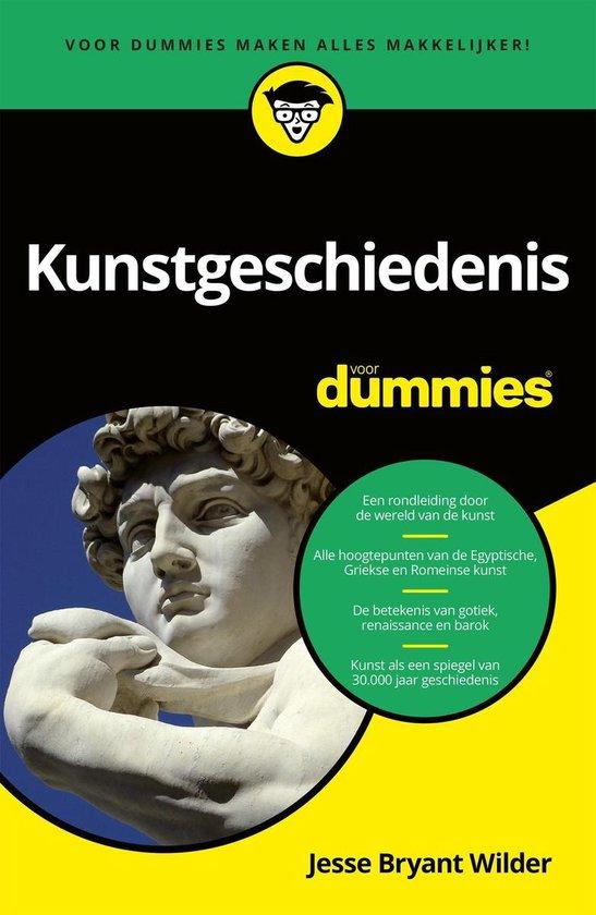 Voor Dummies - Kunstgeschiedenis voor Dummies - Jesse Bryant Wilder |