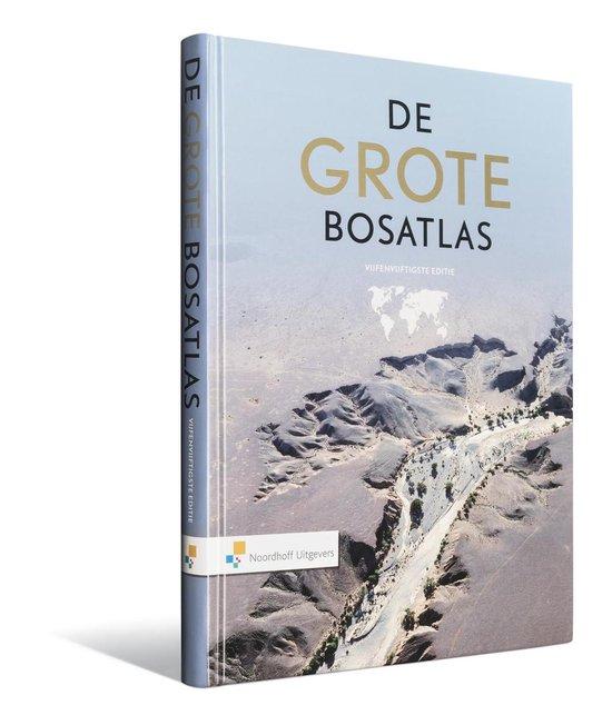 De Grote Bosatlas - Henk Leenaers