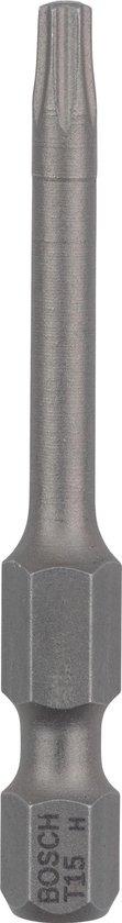 Bosch - Bit extra-hard T15, 49 mm