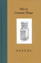 Boek cover Odes to Common Things van Pablo Neruda (Hardcover)