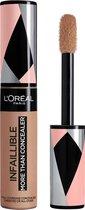 L'Oréal Paris Infaillible More Than Concealer -  334 Walnut - Dekkend