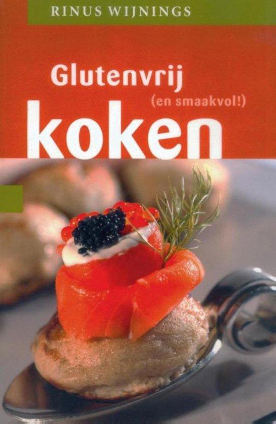 Glutenvrij koken - Rinus Wijnings  