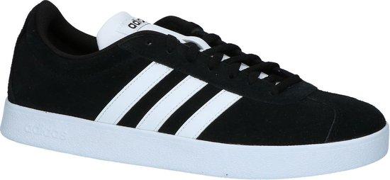 adidas VL COURT 2.0 Heren Sneakers - Core Black - Maat 47