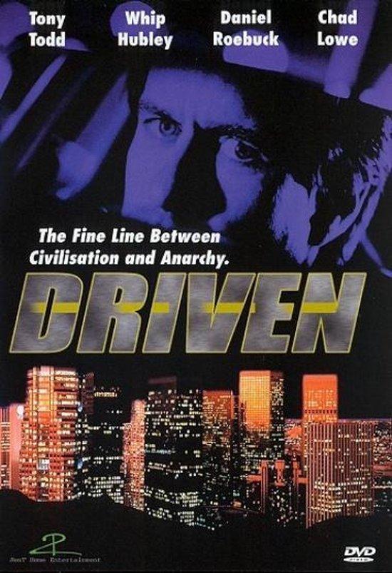 Cover van de film 'Driven'