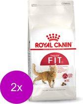 Royal Canin Fhn Fit 32 - Kattenvoer - 2 x 4 kg