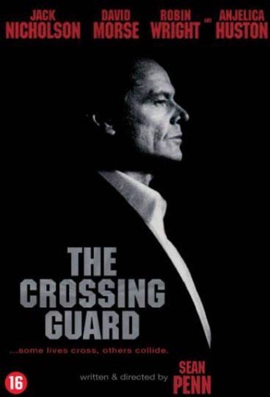 Cover van de film 'The Crossing Guard'