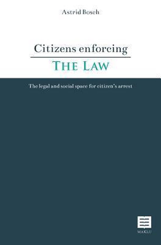 Citizens Enforcing the Law