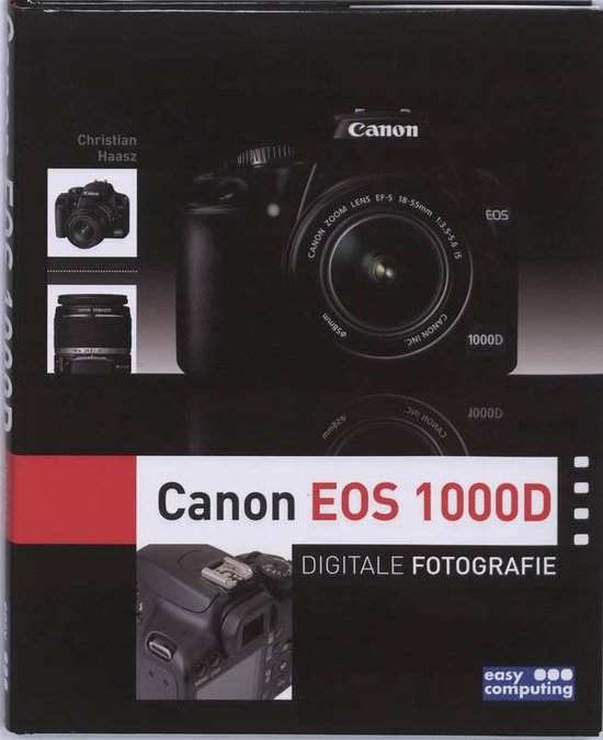Digitale Fotografie Canon Eos 1000D + Cd-Rom - Christian Haasz | Readingchampions.org.uk