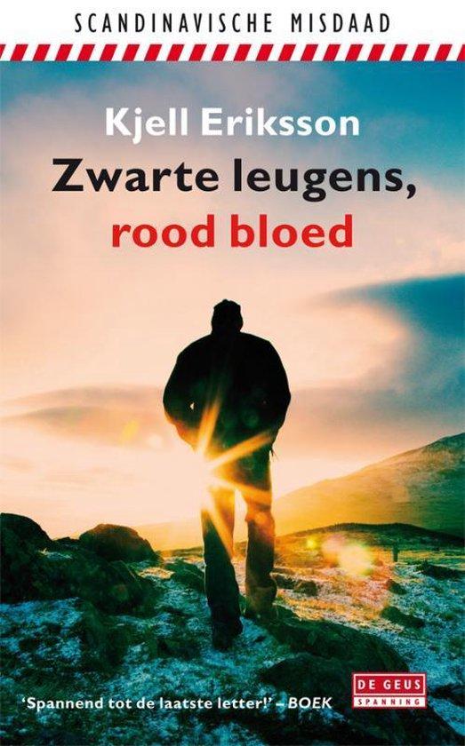Zwarte leugens, rood bloed - Kjell Eriksson |