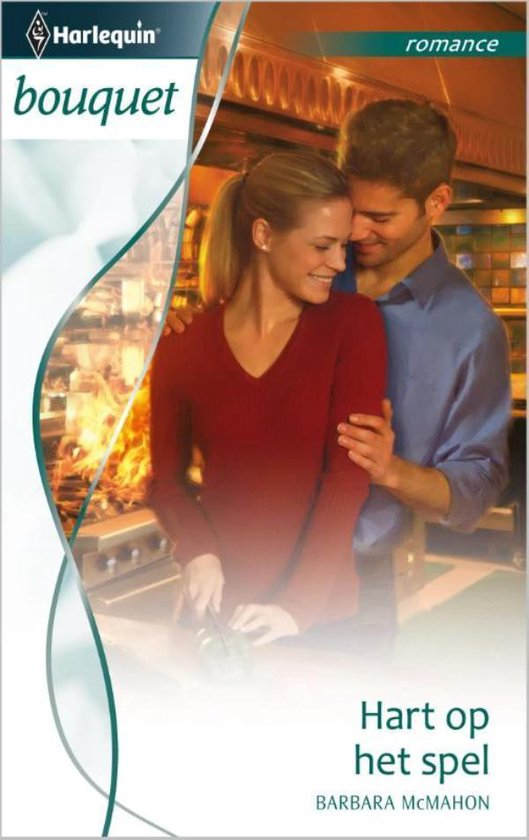 Cover van het boek 'Hart op het spel - Bouquet 3345' van Barbara McMahon