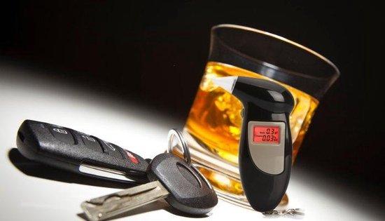 Blaastest - Digitaal - Draagbaar - Alcoholtester