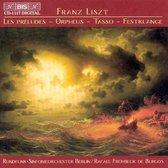 Liszt: Les Preludes, Orpheus, Tasso etc / Fruhbeck de Burgos et al