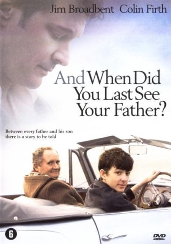 Cover van de film 'And When Did You Last See Your Father'