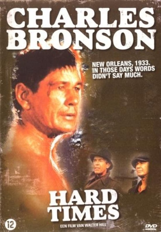 Cover van de film 'Hard Times'