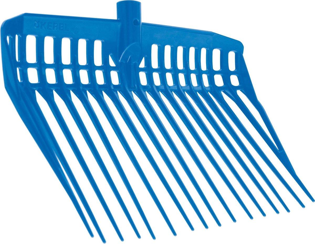 Kerbl Mestvork EcoFork - Mestvork - koningsblauw - Kerbl