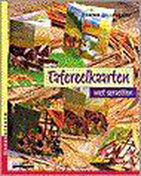 Tafereelkaarten Met Servetten - Hennie Zellenrath  