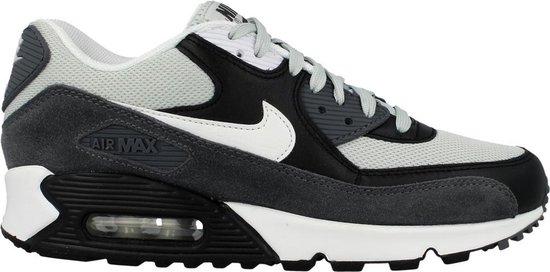 bol.com | Nike Air Max 90 Essential Grey Mist/Black/Dark ...